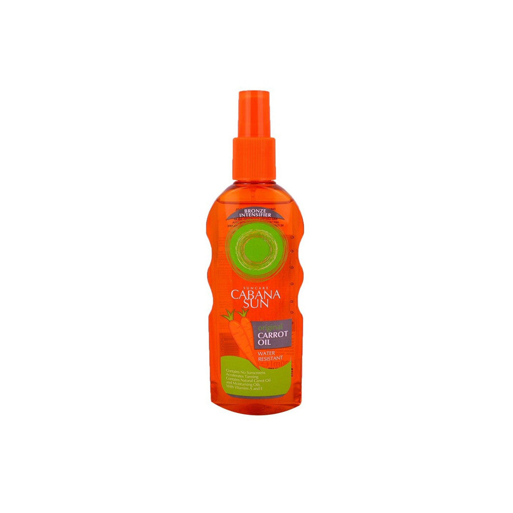 Cabana Sun - Carrot Oil Spray - 200ml - brandstoreuae