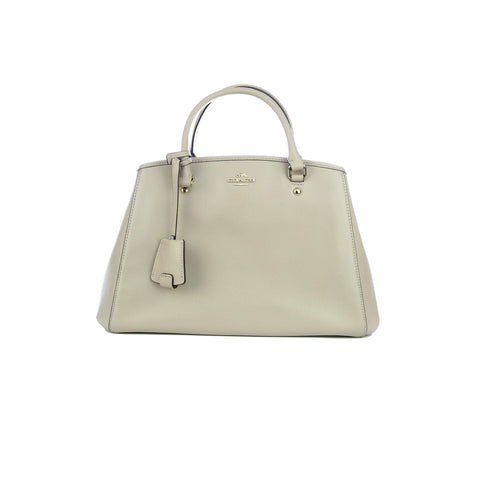 Coach Crossgrain Small Margo Shoulder Bag - Hand Bag - Coach