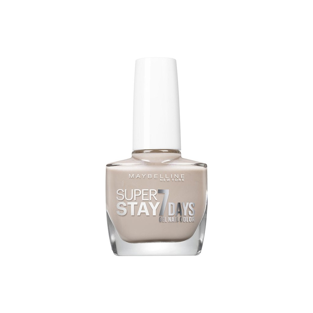 Maybelline New York - Super Stay 7 Days Gel Nail Color - 891 Barely Nude - brandstoreuae
