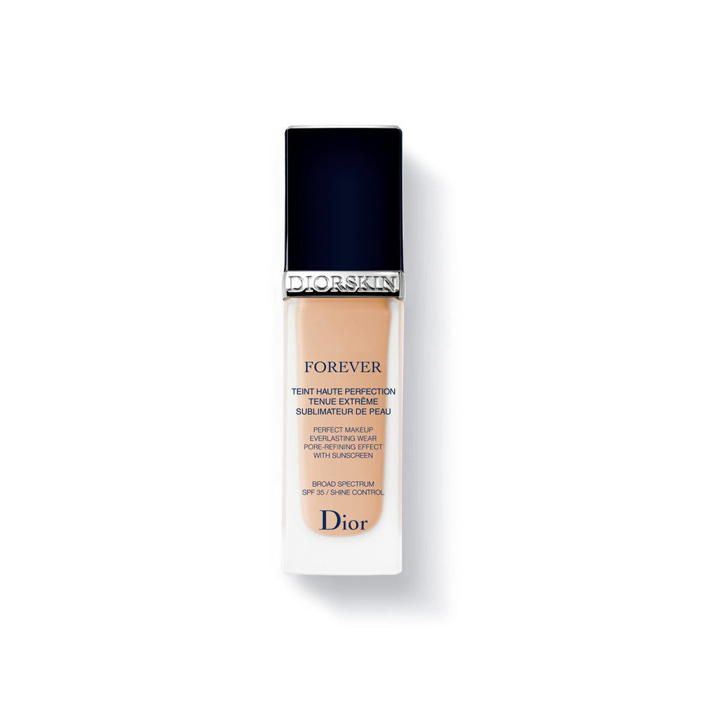 Dior - Diorskin Forever - Perfect Makeup Foundation (023 Peach) - brandstoreuae