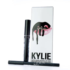 Kylie Matte Lip Kit - Dead Of Knight - brandstoreuae
