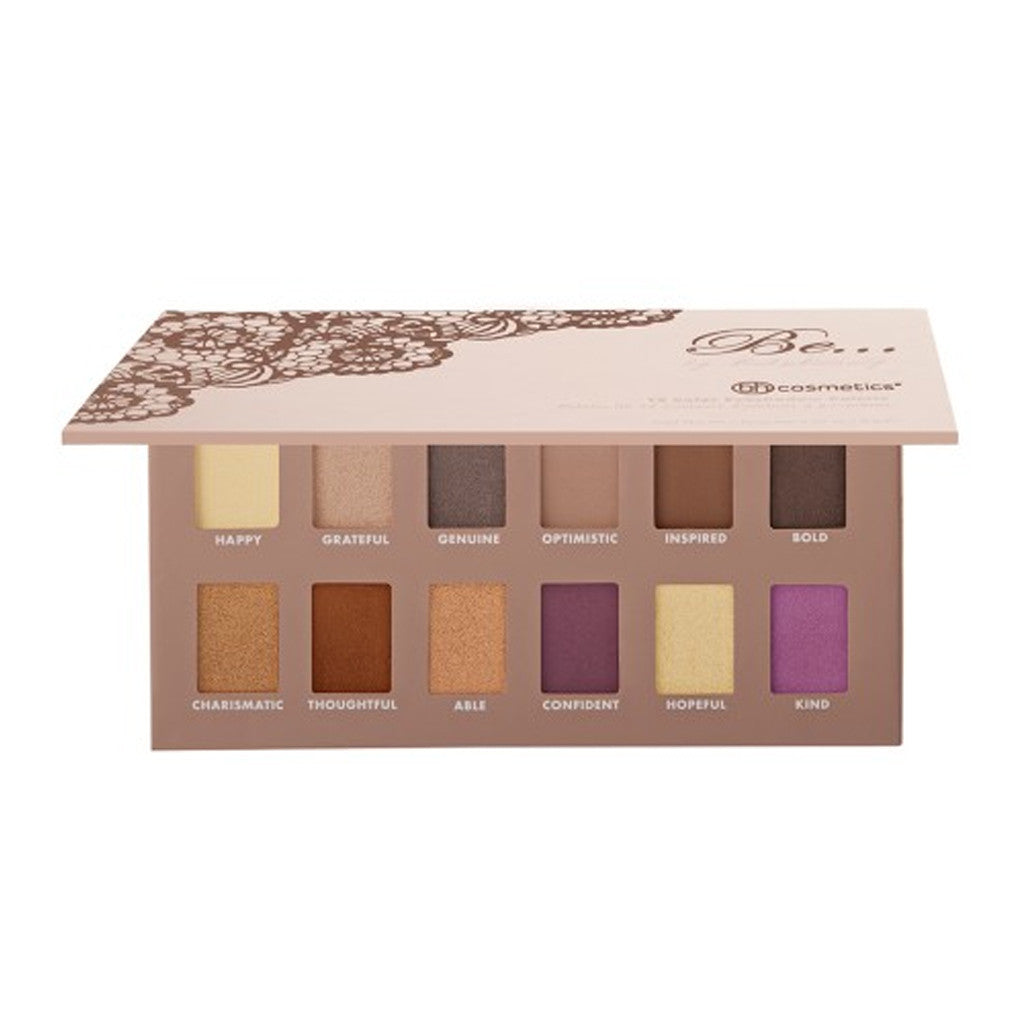 BH Cosmetics - Be... by BubzBeauty - 12 Color Eyeshadow Palette - brandstoreuae