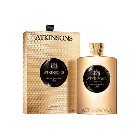 Atkinsons - Her Majesty The Oud For Women EDP-100ml