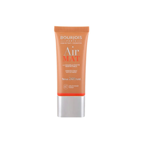 Bourjois Paris - Air Mat Foundation 24H Hold - 07 Toast - brandstoreuae
