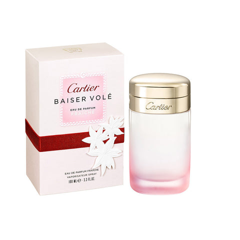 Cartier - Baiser Vole Fraiche EDP For Women - 50 ml - brandstoreuae