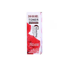 Dr Rashel - Face Toner Refreshing - Rose and Collagen - 250ml - brandstoreuae