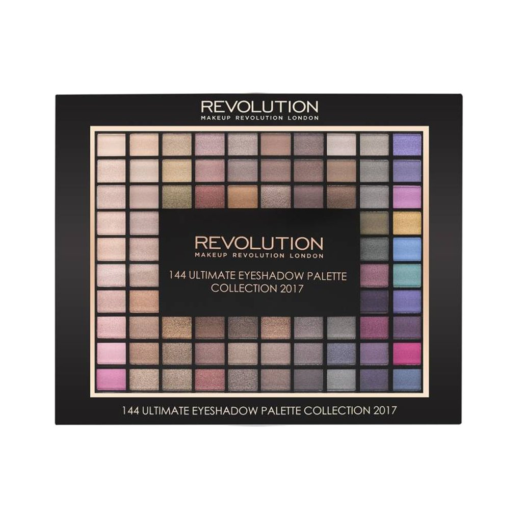 Makeup Revolution - Ultimate  Eyeshadow Palette  Collection 2017 - brandstoreuae