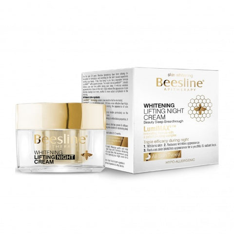 Beesline - Whitening Lifting Night Cream - 50 ml
