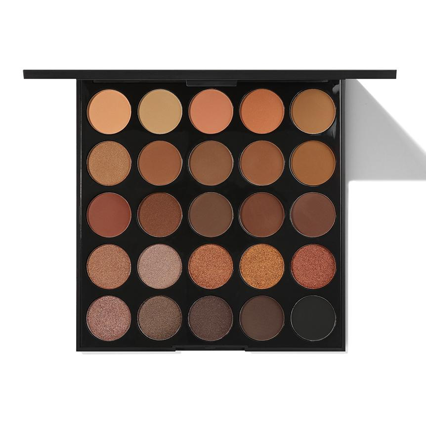 Morphe - 25 Shades Eyeshadow Palette - Copper Spice (Limited Edition) - brandstoreuae