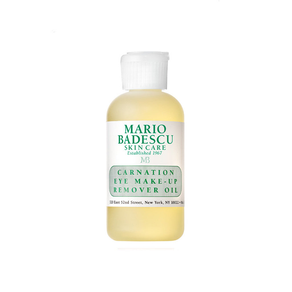 Mario Badescu - Carnation Eye Makeup Remover Oil - 59ml