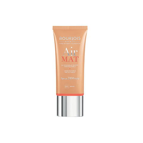Bourjois Paris - Air Mat Foundation 24H Hold - 04 Beige - brandstoreuae