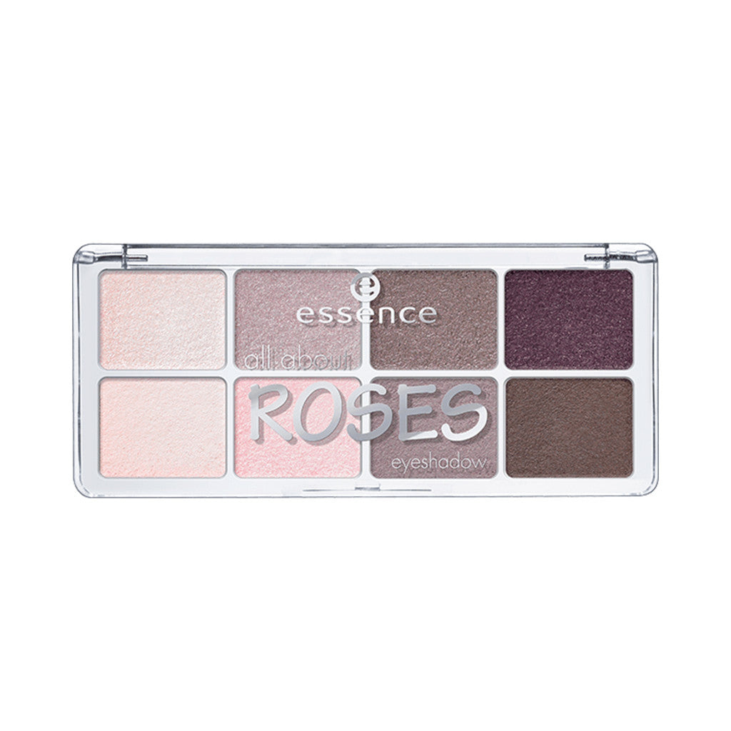 Essence - All About Roses Eyeshadow Palette - 03 Roses - brandstoreuae