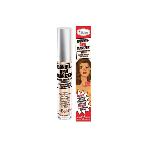 The Balm Bonnie Dew-Manizer Liquid Highlighter and All- Over Illuminator - brandstoreuae