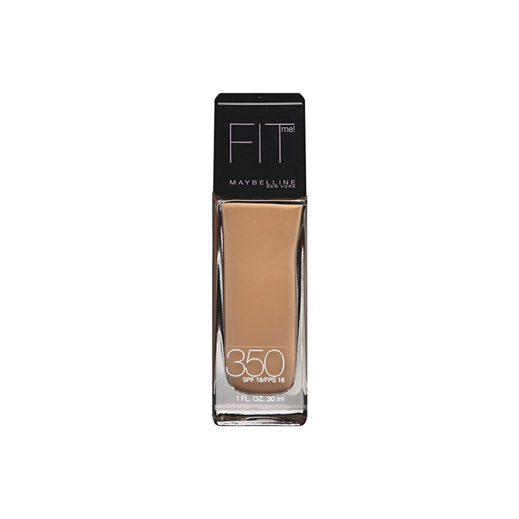 Maybelline New York - Fit Me Liquid Foundation - 350 Caramel - brandstoreuae