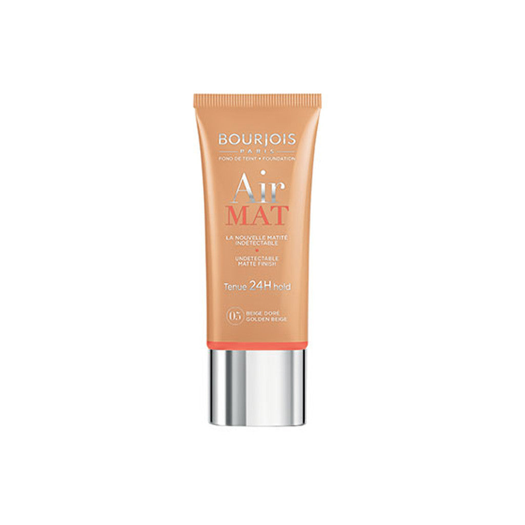Bourjois Paris - Air Mat Foundation 24H Hold - 05 Golden Beige