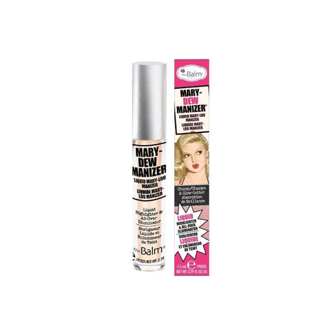 The Balm Mary Dew-Manizer Liquid Highlighter and All- Over Illuminator - brandstoreuae