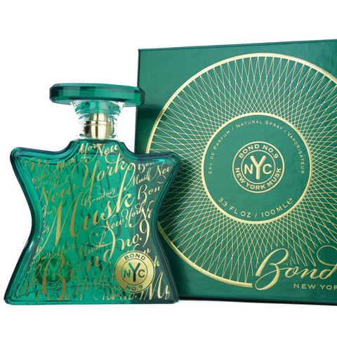 Bond No. 9 - New York Musk Unisex EDP - 100 ml - Bond No. 9-BRANDSTORE
