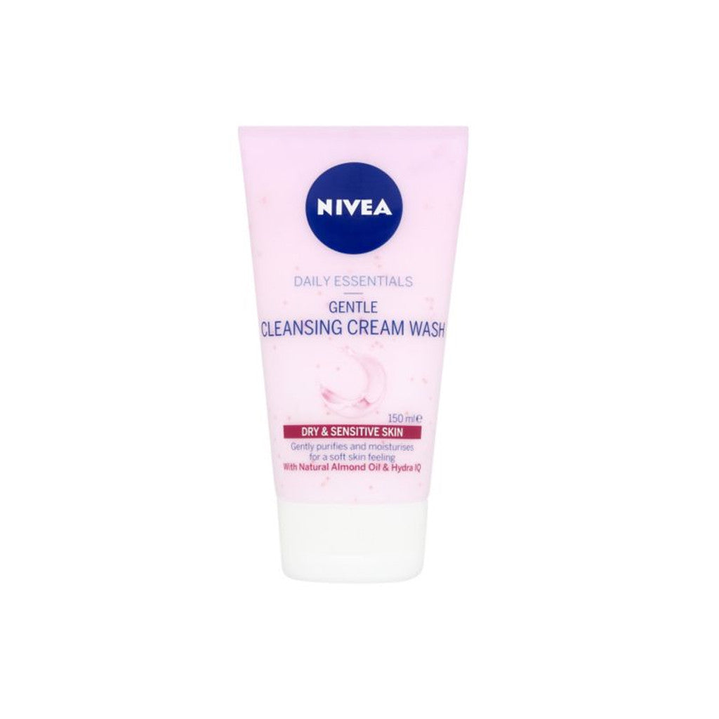 Nivea - Gentle Face Wash - Dry to Sensitive Skin - brandstoreuae