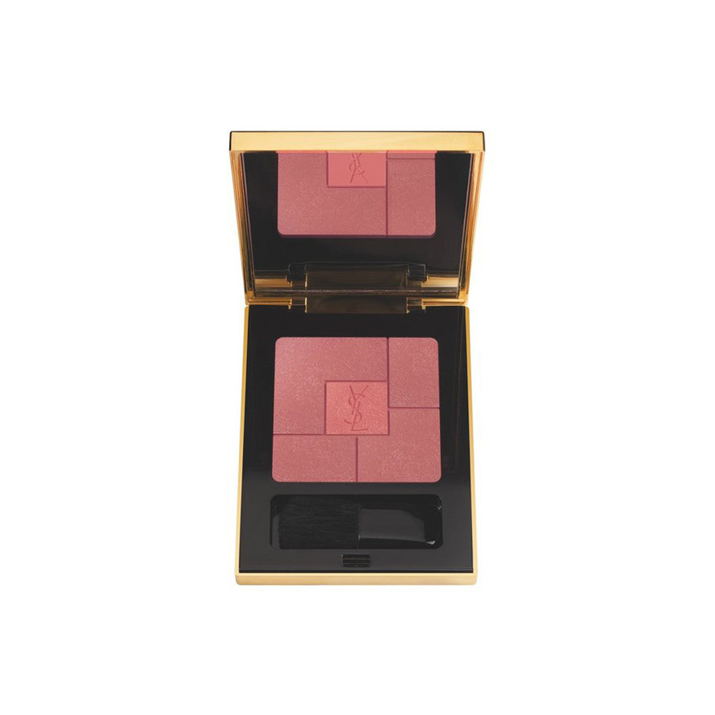 Yves Saint Laurent - Blush Volupte Heart Of Light Powder Blush - 01 Singuliere - brandstoreuae