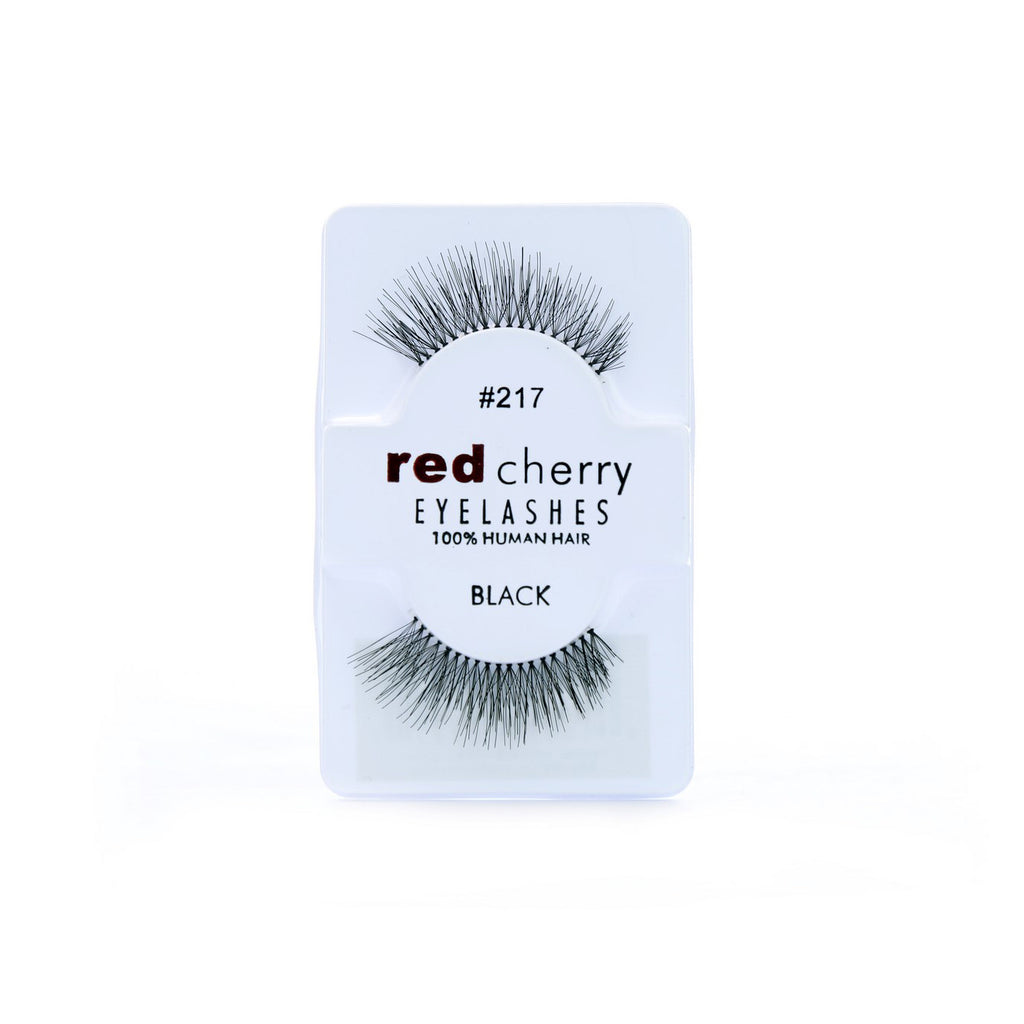 Red Cherry Eyelash - #217 - brandstoreuae