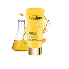 Beesline - Beeswax Ointment Fragrance Free - 60 ml
