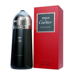 Cartier Pasha Edition Noire For Men EDT-150ml - Perfumes - Cartier
