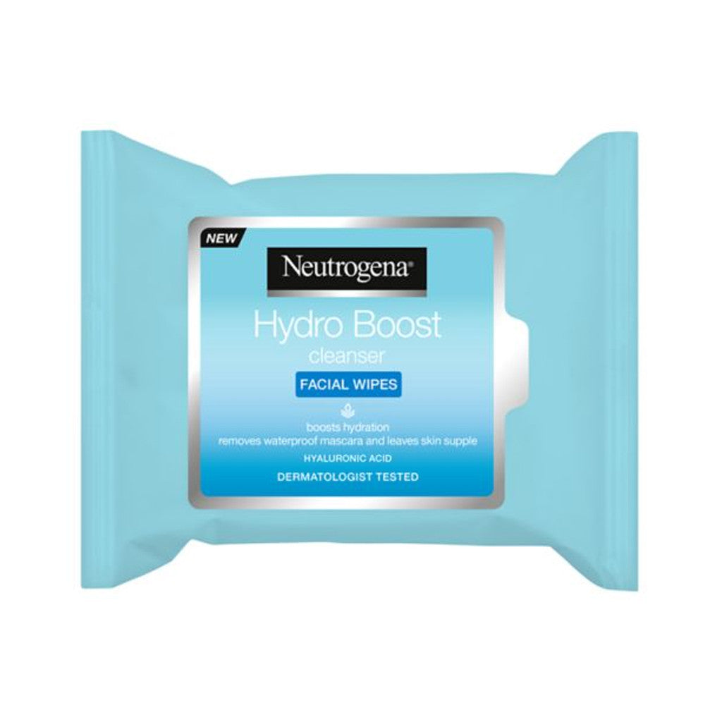 Neutrogena - Hydro Boost Cleanser - Facial Wipes - brandstoreuae