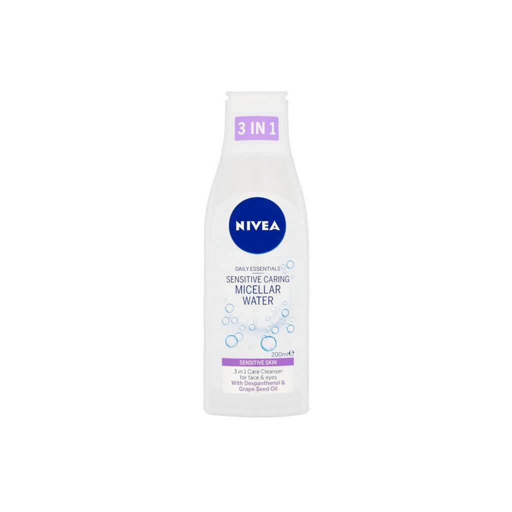 Nivea - Gentle Micellar Water Makeup Remover - All Skin Types