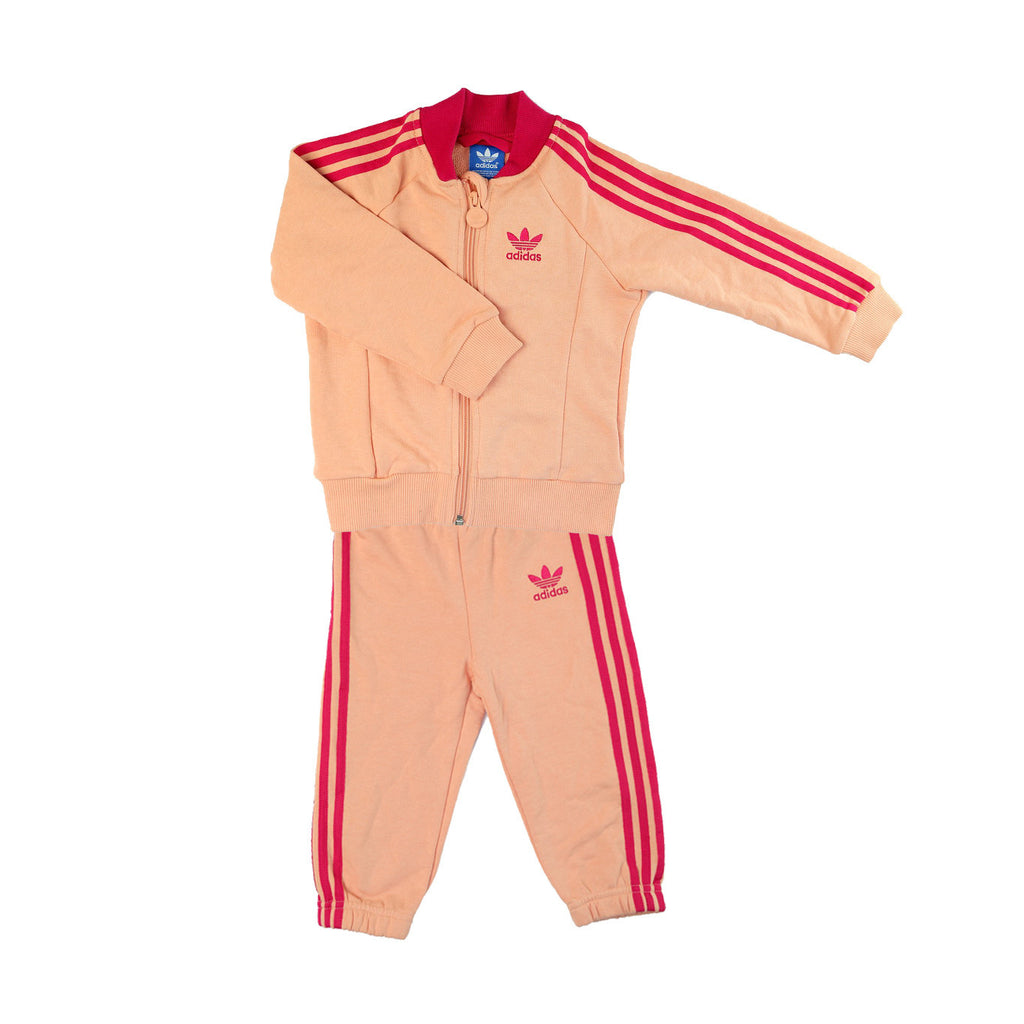 4aed7a0f4ea03 Adidas - I Superstar Track Suit for Kids