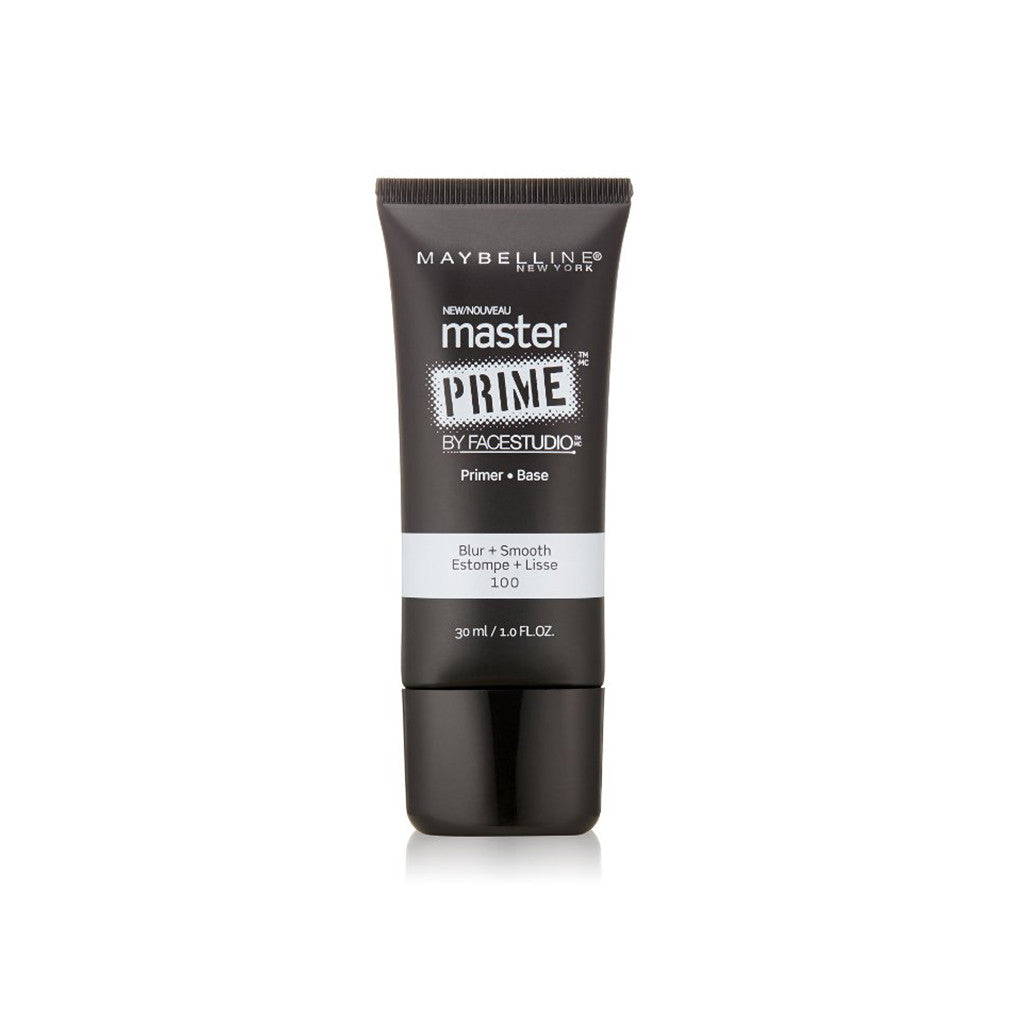 Maybelline New York - Master Prime By Face Studio Makeup - Blur + Smooth 100