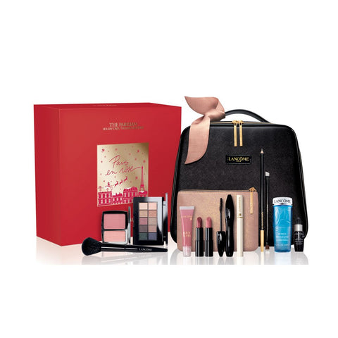 Lancome - The Parisian Holiday Case Beauty Set - brandstoreuae