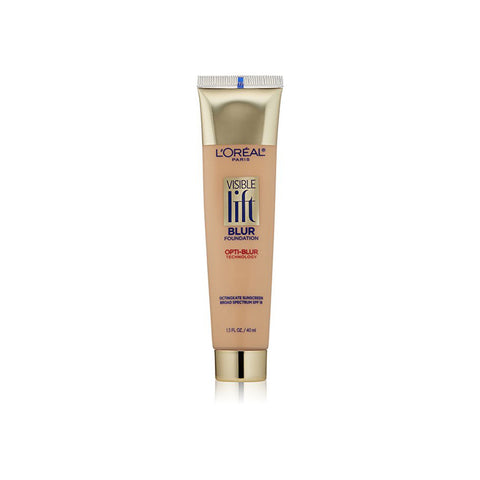 L'OREAL - Visible Lift Blur Foundation - 201-Light Ivory (40 ml) - brandstoreuae