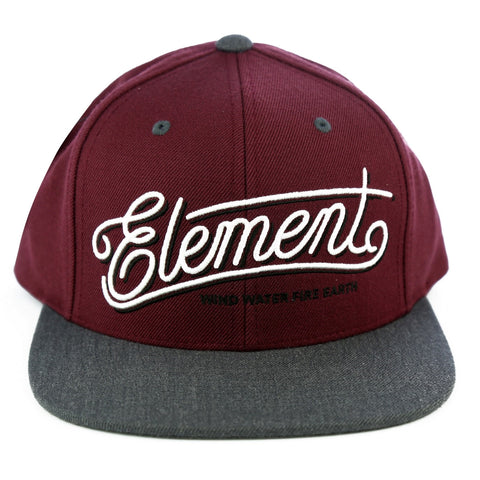 Element Legacy Mens Snapback Hat - Hats - Element