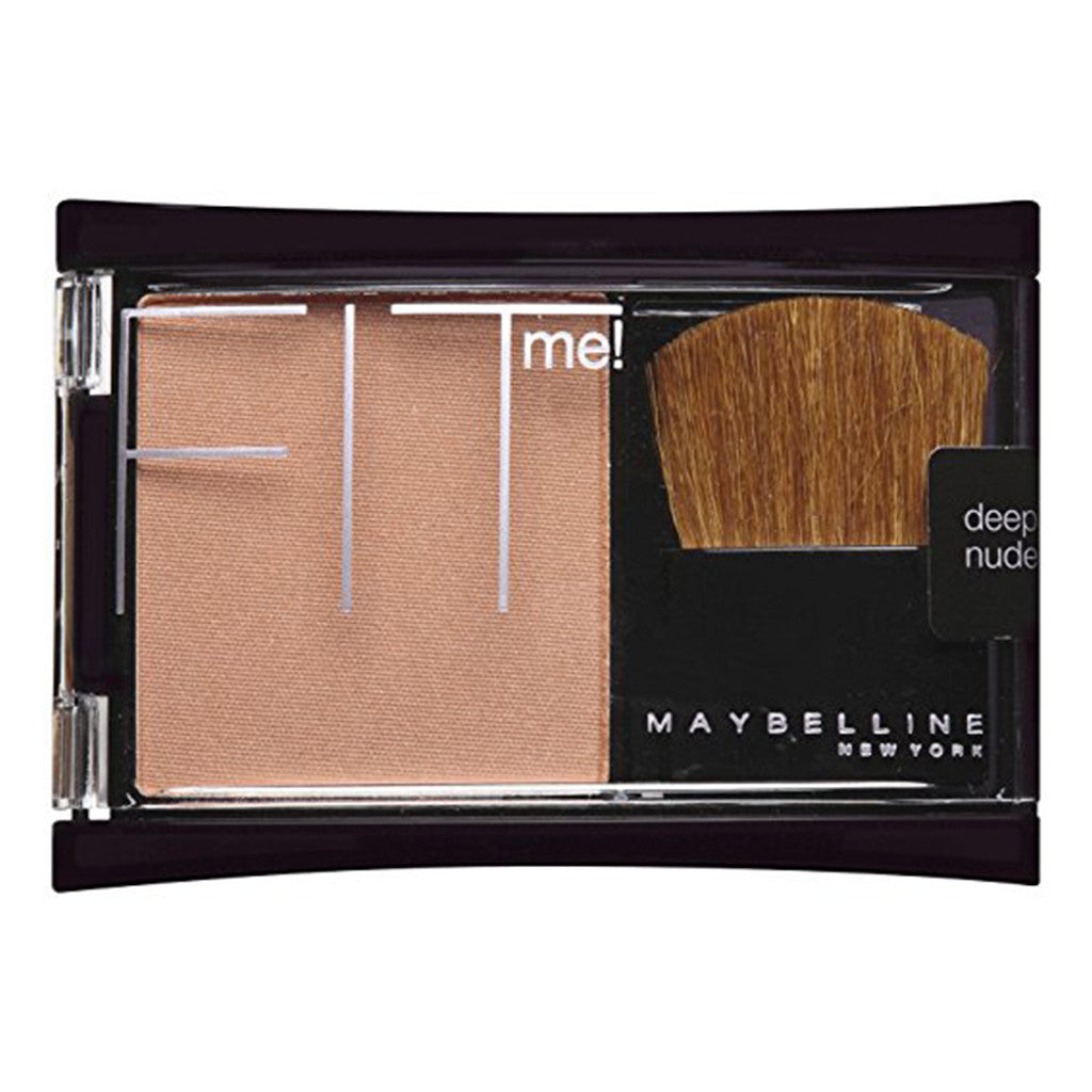 Maybelline New York - Fit Me Blush - Deep Nude
