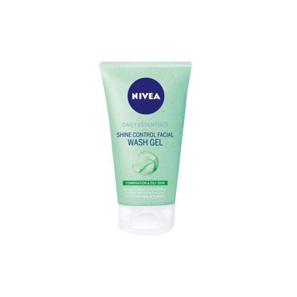 Nivea - Purifying Face Wash (Combination to Oily Skin) - brandstoreuae