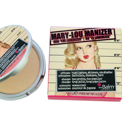 the Balm Mary-Lou Manizer Highlighter, Shadow and Shimmer - brandstoreuae