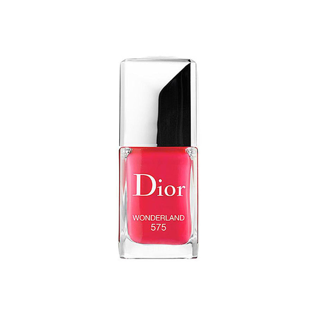 Dior Vernis - Gel Shine & Long Wear Nail Lacquer - (575 Wonderland) 10 ml - brandstoreuae
