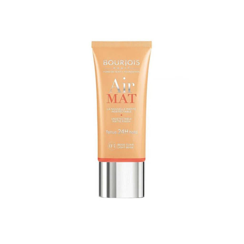 Bourjois Paris - Air Mat Foundation 24H Hold - 03 Light Beige