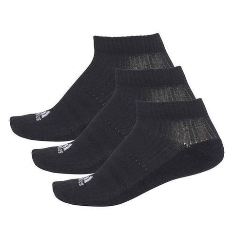 Adidas 3 Stripes Per NS Cotton Socks - Set Of 3 Pairs