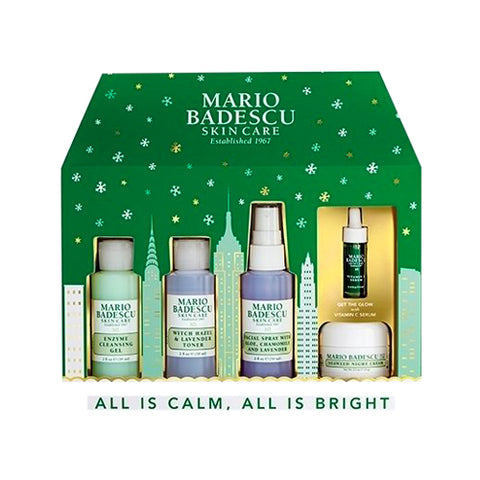 Mario Badescu - ALL IS CALM ALL IS BRIGHT