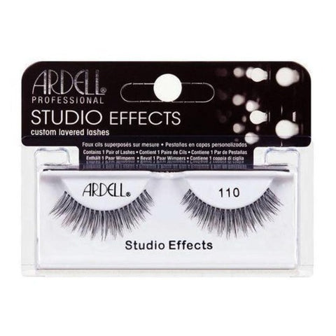 Ardell Pro Studio Effects Lashes - 110 Black - brandstoreuae