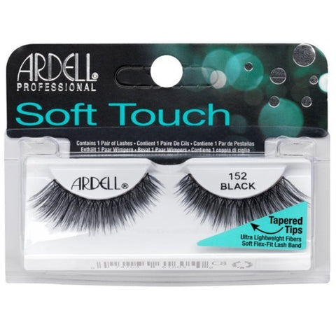 Ardell Pro Soft Touch Lashes - 152 Black - brandstoreuae