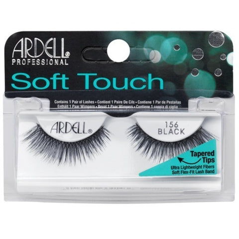 Ardell Pro Soft Touch Lashes - 156 Black - brandstoreuae