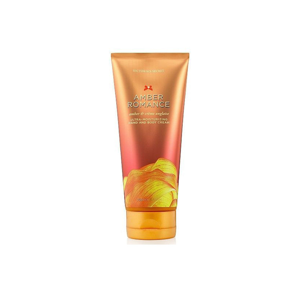 Victoria's Secret - Amber Romance - Hand and Body Cream - brandstoreuae