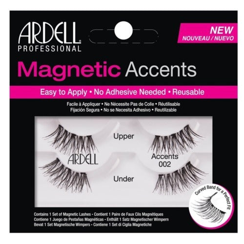 Ardell Pro Magnetic Lashes - Accents 002
