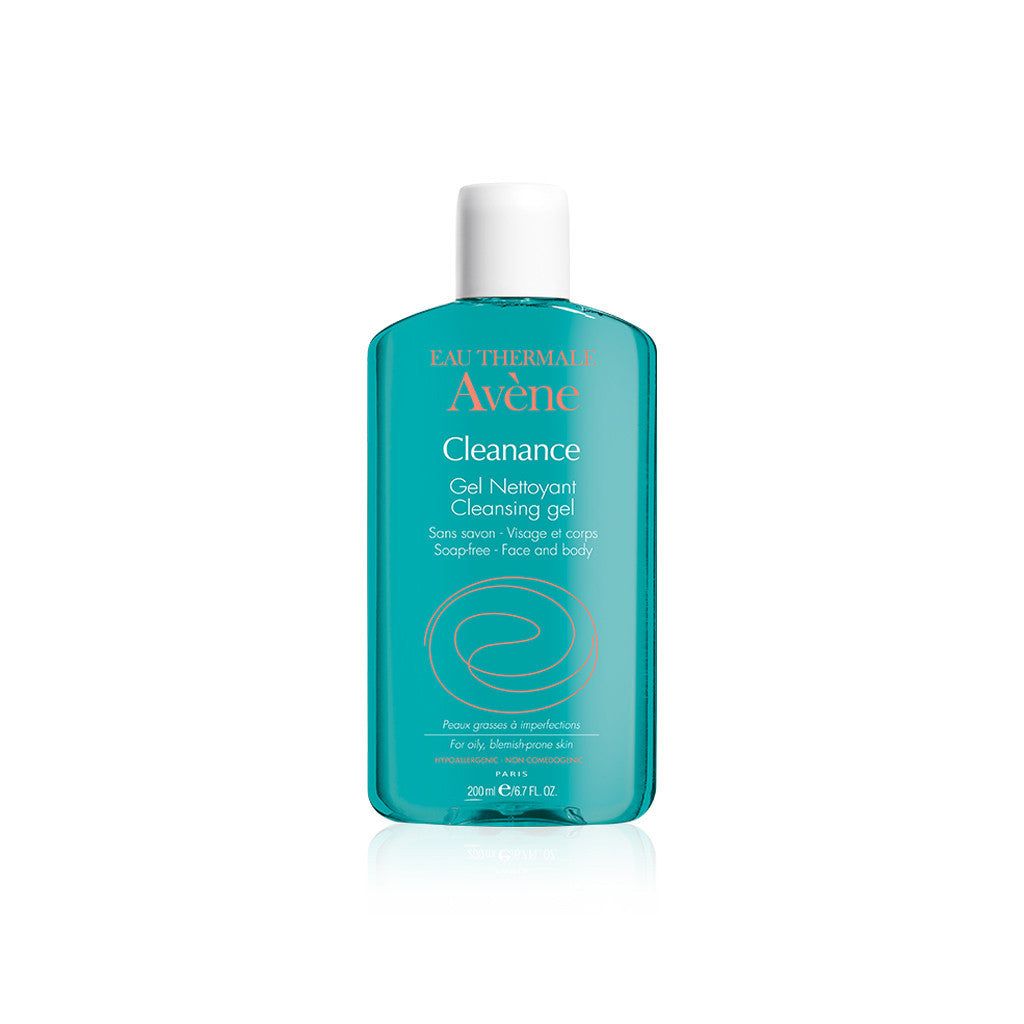 Avene - Eau Thermale Cleanance Gel