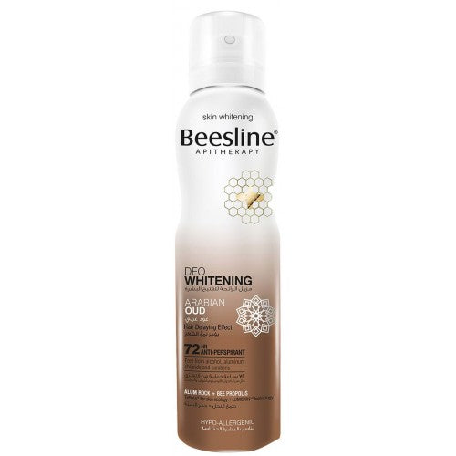 Beesline - Deo Whitening Hair delaying Effect - Arabian Oud - brandstoreuae