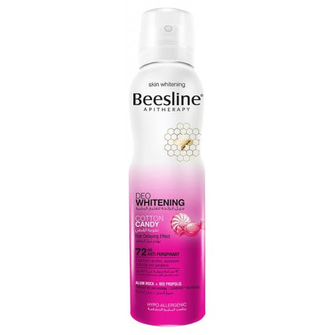 Beesline - Deo Whitening Hair delaying Effect - Cotton Candy