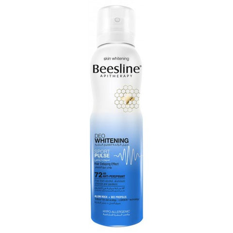 Beesline - Deo Whitening Hair delaying Effect - Sport pulse - brandstoreuae