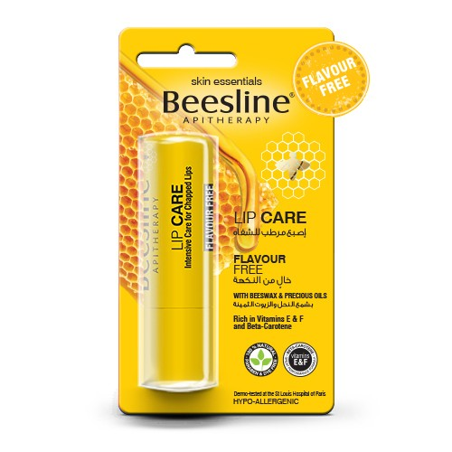 Beesline - Lip care - Flavour Free